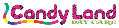Candyland Daycare Logo